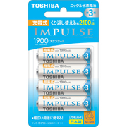 TNH-3ME 4P [ニッケル水素電池 IMPULSE(インパルス) スタンダードタイプ 単3形 4本]