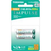 TNH-4LE 2P [ニッケル水素電池 IMPULSE(インパルス) ライトタイプ 単4形 2本]