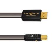 SSB7/1.0m [Silver Starlight 7 USBケーブル A-Bタイプ 1.0m]