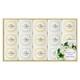 ホワイト セレクト 上品な白い花束の香り ギフト K・WS-25 15個入