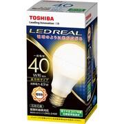LDA5L-G/40W [LED電球 E26口金 電球色 485lm E-CORE(イー・コア) LED REAL]