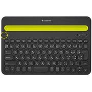 K480BK [multi-device keyboard Bluetooth マルチデバイス キーボード ブラック]