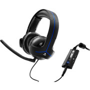 Y-300P アンプ内蔵 Stereo Gaming Wired Headset for PS4/PS3 [PS4/PS3用 ヘッドセット]