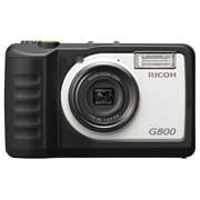 G800 [コンパクトデジタルカメラ 防水・防塵・耐衝撃、耐薬品性タイプ 現場対応用]