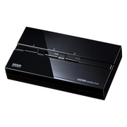 SW-HD31ML [AVセレクター HDMI切替器 手動切り替え・3入力・1出力]