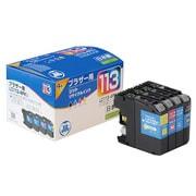 JIT-B1134P [リサイクルインクカートリッジ 4色セット対応]
