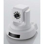 NCC-ENP100WH [有線ネットワークカメラ パンチルト+ナイトビジョン+LEDドングル対応機能搭載]