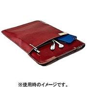 TR-BSA13E-RD [MacBook Air 13 MacBook Air 13インチ用 エコレザースリーブ レッド]