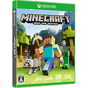 Minecraft Xbox One Edition [Xbox Oneソフト]