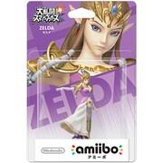 amiibo(アミーボ) 大乱闘スマッシュブラザーズシリーズ ゼルダ [Wii U/New3DS/New3DSLL ゲーム連動キャラクターフィギュア]