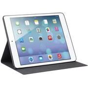 BSIPD14LBK [iPad Air 2 専用 レザーケース フリーアングル ブラック]