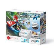 Wii U すぐに遊べるマリオカート8セット shiro(シロ) [Wii U本体]