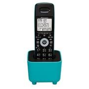 TF-EK34-A [デジタルコードレス留守番電話機 増設用子機 ターコイズブルー]