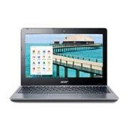 Chromebook C720 [11.6型ワイド液晶/非光沢パネル/SSD16GB/GoogleChromeOS グラナイトグレイ]