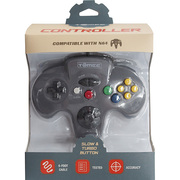 N64 Tomee Controller グレイ [任天堂64専用コントローラー]