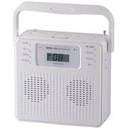 RCR-400H-W [ステレオCDラジオ ホワイト]