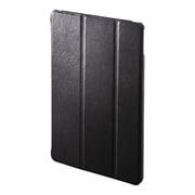 PDA-IPAD67BK [iPad Air 2 対応 ソフトレザーケース ブラック]