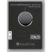 UNCOMPRESSED WORLD VOL.4 AUDIO CD/AUDIOPHILE SOLO PIANO [高音質CDソフト]
