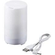 USB-TOY83W [USB加湿器 (超音波式) タイマー機能 LEDライト付き ホワイト]