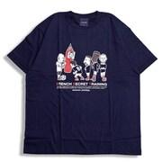 SJPT160 [マリーシア3 半袖Tシャツ XL 21]