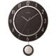 リズム時計 トライメテオDX ブラウン 8MX403SR23 (取寄品)