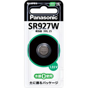SR927W [酸化銀電池 1.55V]