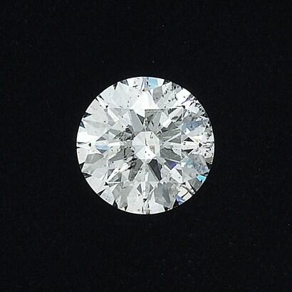 2.015ct-RO-G-SI2-3H [ダイヤモンド 中央宝石研究所鑑定書付き]