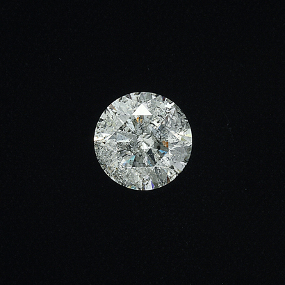 2.015ct-RO-J-I1-VG [ダイヤモンドグレーディングラボラトリー鑑定書付き]
