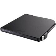 BRXL-PT6U2V-BK [BDXL対応 USB2.0用ポータブルブルーレイドライブ スリムタイプ ブラック]