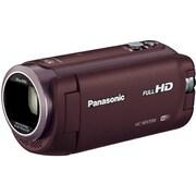 HC-W570M-T [デジタルハイビジョンビデオカメラ メモリータイプ32GB 愛情サイズ ブラウン]