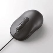M-Y6URBK [有線マウス 光学式 S 3ボタン ブラック]