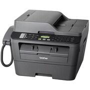 FAX-L2700DN [A4 モノクロレーザー複合機 JUSTIO(ジャスティオ) 自動両面印刷対応/コピー/スキャン/ファックス・受話器付き/有線LAN対応]