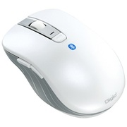 MUS-SKF104W [ハイブリッド 5ボタン BLUE LEDマウス ホワイト]