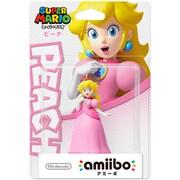 amiibo ピーチ(スーパーマリオシリーズ) [Wii U/New3DS/New3DSLL ゲーム連動キャラクターフィギュア]