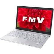 FMVS75TWP [LIFEBOOK SH75/T 13.3型ワイド/HDD500GB/DVDスーパーマルチドライブ/Windows 8.1 Update 64ビット/アーバンホワイト]
