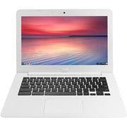 C300MA-WHITE [Chromebook 13.3インチワイド液晶/eMMC16GB/メモリ4GB/GoogleChromeOS ホワイト]