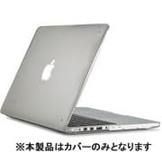 SPK-A2412 [MacBook Pro with Retina display 13インチ用カバー SeeThru Clear]