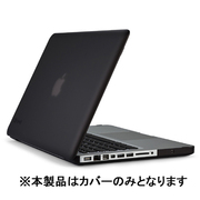 SPK-A2831 [MacBook Pro 13インチ用カバー SeeThru Satin Black]