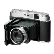 FUJI GF670 Professional SILVER EX N [中判フィルムカメラ]