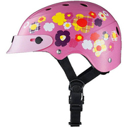 CHCH4652(B371252PK) [colon 自転車用キッズヘルメット ピンク]