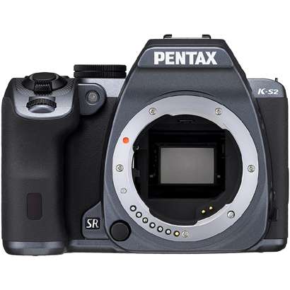 PENTAX K-S2 ボディキット ストーングレー
