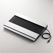 SX-CL24LBK [USB3.0ハブ付きノートPC用クーラー 高耐久性×極冷 15.4~17インチ対応 ブラック]