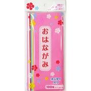 EO-100P [お花紙 5色セット 100枚]
