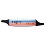 493-160 [tapir(テイパー) ツインハイライター 2色蛍光マーカー ブルー/オレンジ]