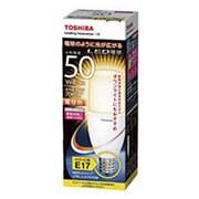 LDT6L-G-E17/S/50W [LED電球 E17口金 電球色 700lm 密閉器具対応 断熱材施工器具対応]