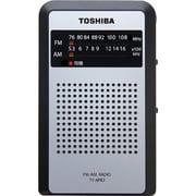 TY-APR3-K [ポケットラジオ FMワイドバンド対応 ブラック ワイドFM対応]