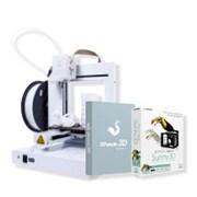 3DP-S-01 [3Dプリンターセット KANTAN Fab.P UP Plus2 Shade3D Basic Sunny3D]
