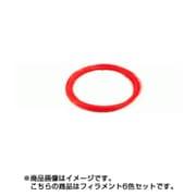 3DPN-F-017 [3Dペン YAYA 専用 ABS樹脂フィラメント 6色セット]