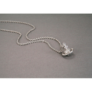 MT12626/2 [MAYFAIR 3D SMALL ORB PENDANT ネックレス]