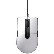 BSMBU26SSWH [静音スイッチ採用 有線BlueLEDマウス 3ボタン Sサイズ ホワイト]